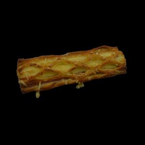Malla jamón york y queso fresco