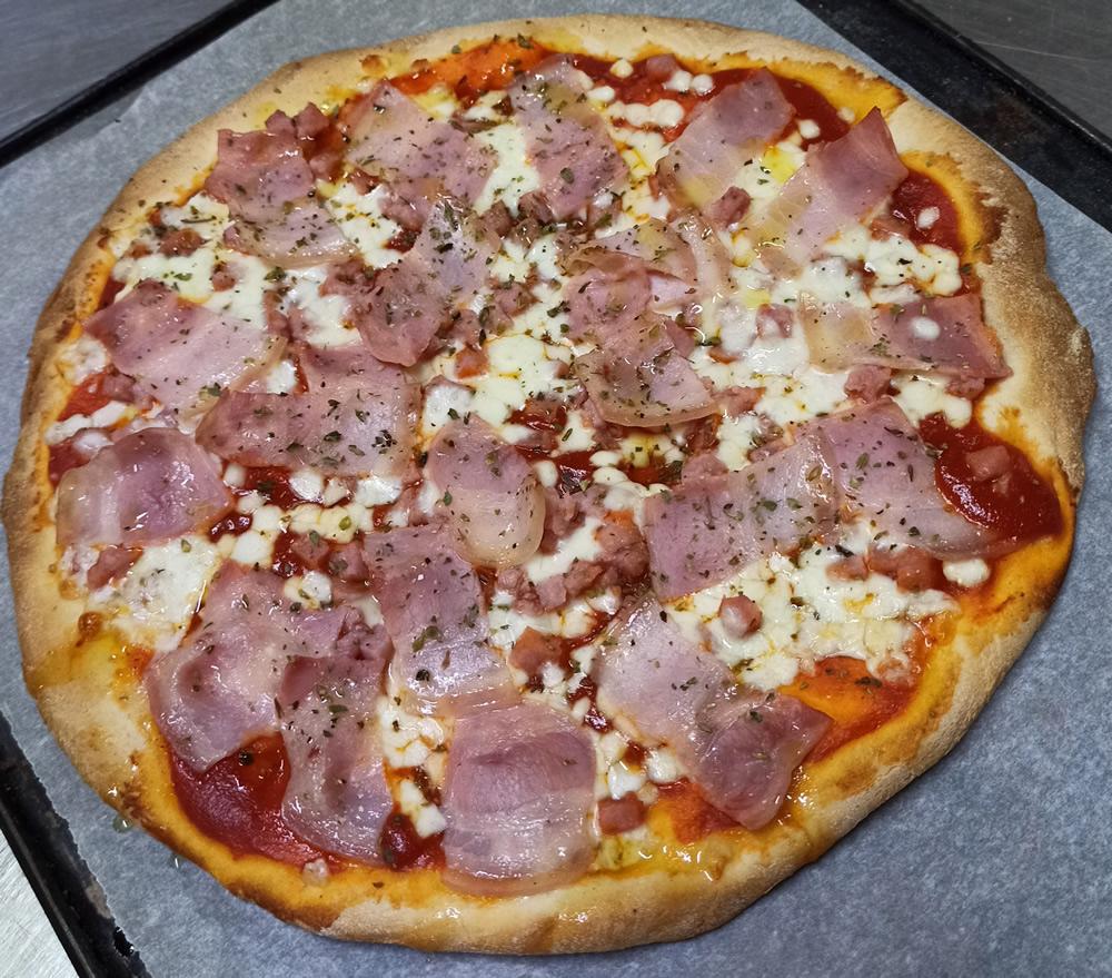 Prueba nuestras bases de pizza pre-horneadas